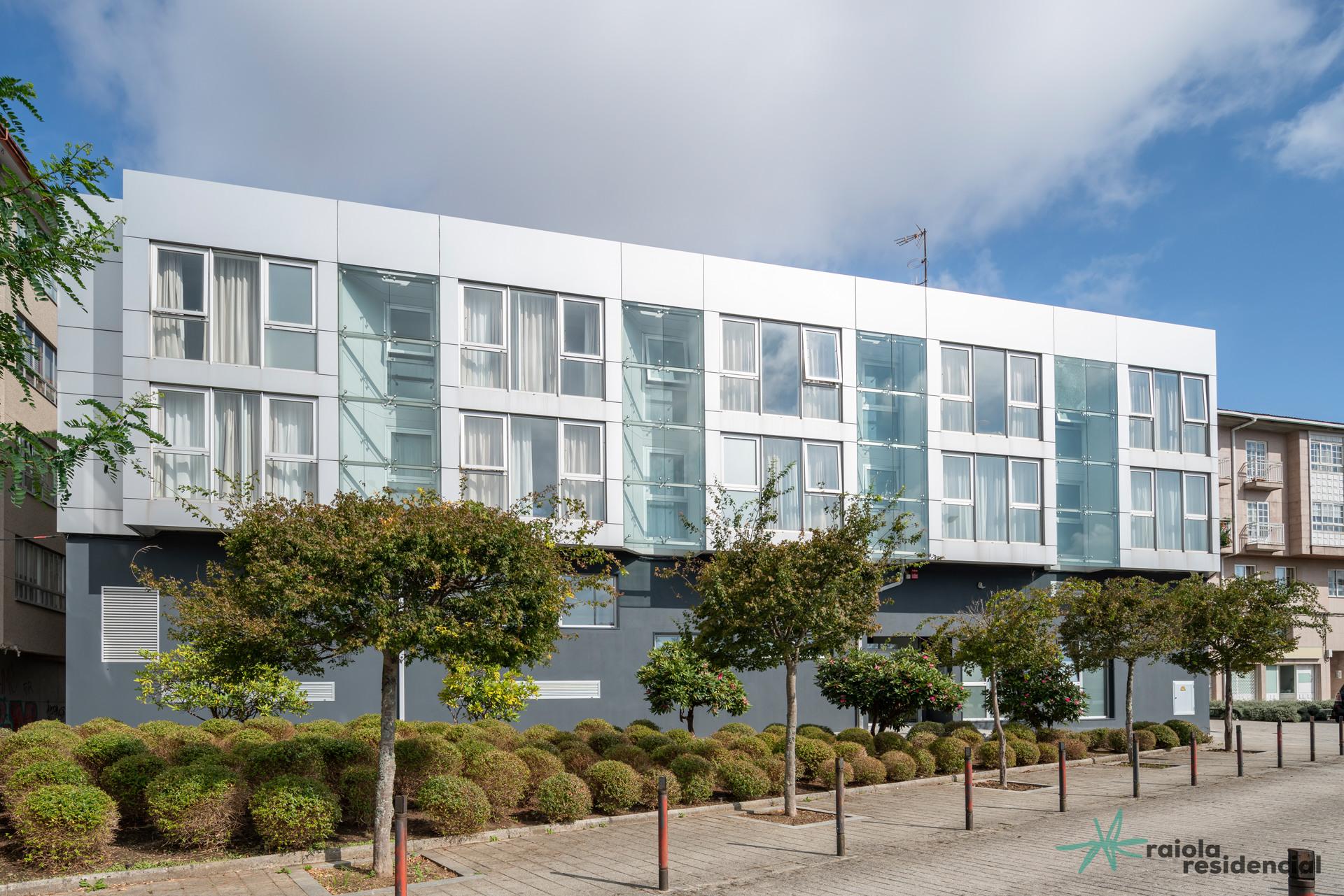Raiola SAPM SL, residencias y alojamientos para personas mayores raiola santiago